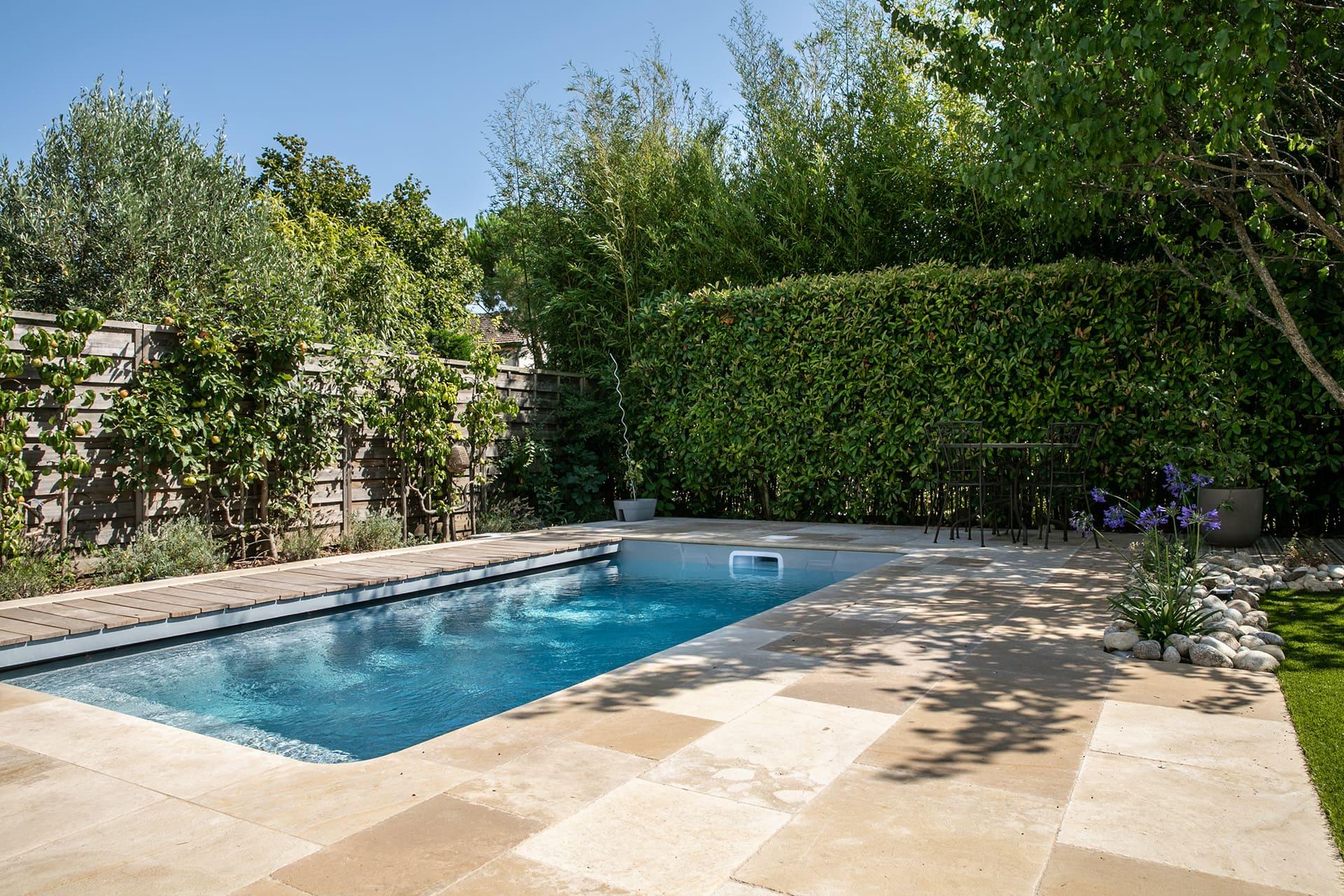 Slider-piscine